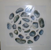 Cornish Pebbles - Watercolour
