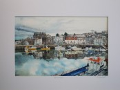 Padstow Harbour - Print