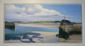The Harbour Mouth, Padstow - Print