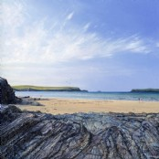 Sunny Day, Padstow - Print