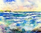 Treyarnon Bay Limited Edition Print